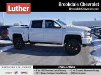 Certified Pre-Owned 2017 Chevrolet Silverado 1500 Crew Cab Short Box 4-Wheel Drive LT Z71 All Star Edition