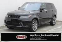 Certified Used 2019 Land Rover Range Rover Sport Autobiography in Houston