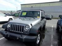 Certified Used 2015 Jeep Wrangler Unlimited Sport in Gaithersburg