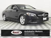 2017 Mercedes-Benz CLA 250 in Belmont