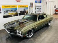 1970 Chevrolet Chevelle - 540 BIG BLOCK - 6 SPEED TRANS - PRO TOURING BUILD -