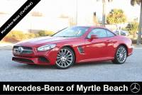 Certified Used 2017 Mercedes-Benz SL 550 Roadster For Sale in Myrtle Beach, South Carolina