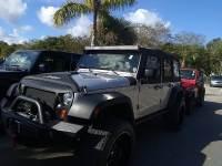 Used 2012 Jeep Wrangler West Palm Beach