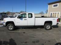 Used 2011 Chevrolet 2500HD 4x4 Ext-Cab Long Box Pickup