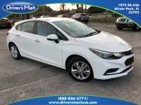 Used 2017 Chevrolet Cruze LT Auto For Sale in Orlando, FL | Vin: 3G1BE6SM6HS545355