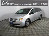 Pre-Owned 2012 Honda Odyssey EX-L Van for Sale in Sioux Falls near Brookings