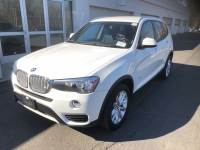 Certified Pre-owned 2017 BMW X3 xDrive28i For Sale in Albany, NY