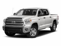 Certified 2017 Toyota Tundra SR5 CrewMax 5.5' Bed 5.7L FFV