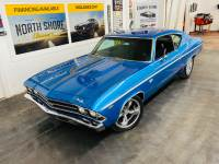 1969 Chevrolet Chevelle - SUPER SPORT - 396 ENGINE - CODE 71 LEMANS BLUE - SEE VIDEO
