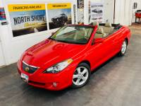 2006 Toyota Camry Solara - CONVERTIBLE - SLE V6 - LOW MILES -