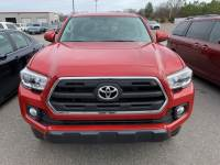 Certified 2017 Toyota Tacoma Truck Double Cab