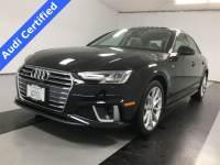 Used 2019 Audi A4 For Sale at Burdick Nissan | VIN: WAUFNAF42KA013273