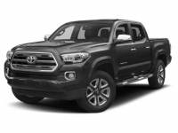 Certified Used 2017 Toyota Tacoma Limited Double Cab 5 Bed V6 4x2 Automatic in El Monte