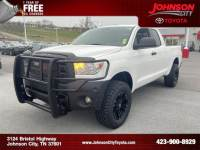 2012 Toyota Tundra 4WD Double Cab Standard Bed 5.7L FFV V8
