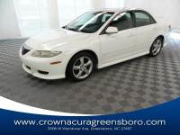 Pre-Owned 2003 Mazda Mazda6 s in Greensboro NC