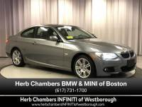Pre-Owned 2013 BMW 335i 335i xDrive Coupe in Boston, MA