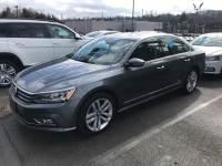 Used 2017 Volkswagen Passat For Sale at Harper Maserati   VIN: 1VWGT7A39HC018513