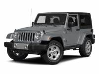 Used 2015 Jeep Wrangler Freedom Edition SUV