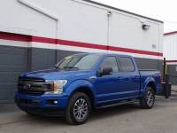 Used 2018 Ford F-150 For Sale at Huber Automotive | VIN: 1FTEW1EP2JFA43513