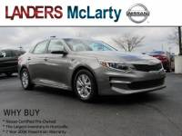 Used 2016 KIA Optima LX Sedan