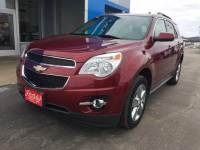 Pre-Owned 2012 Chevrolet Equinox FWD 2LT