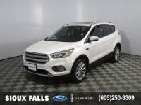 Certified Pre-Owned 2017 Ford Escape Titanium SUV for Sale in Sioux Falls near Vermillion