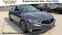 Used 2019 Acura TLX For Sale in Jacksonville at Duval Acura | VIN: 19UUB2F43KA008965