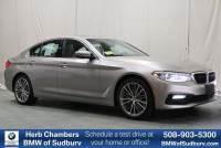 2017 BMW 530i xDrive Sedan for sale in Sudbury, MA