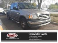 2003 Ford F-150 SuperCrew XLT (SuperCrew 139 XLT) Truck SuperCrew Cab in Clearwater