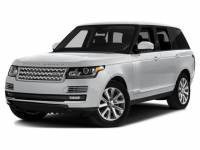 Pre-Owned 2016 Land Rover Range Rover HSE 4WD HSE in South Carolina