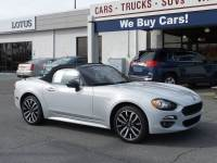 Pre-Owned 2019 FIAT 124 Spider Convertible
