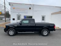 2009 Ford Ranger XLT SuperCab 4-Door 4WD 5-Speed Automatic