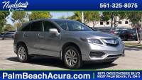Certified Used 2017 Acura RDX V6 AWD with Technology Package for sale. West Palm Beach FL, #PLC032252