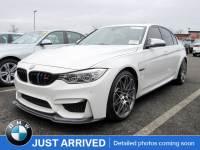 2017 BMW M3 4dr Car