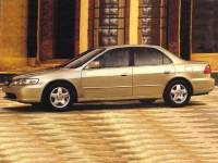 Used 1998 Honda Accord Sedan LX in Houston, TX