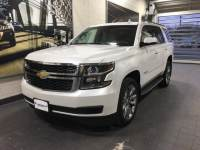 2017 Used Chevrolet Tahoe 4WD 4dr LT in Iridescent Pearl Tricoat For Sale in Moline IL | S20716A