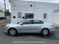 2009 Honda Accord EX-L Sedan AT 5-Speed Automatic