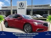 Quality 2019 Acura TLX West Palm Beach used car sale