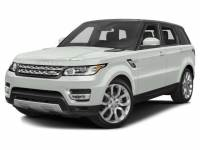 Pre-Owned 2017 Land Rover Range Rover Sport 3.0L V6 Supercharged HSE in Macomb, MI