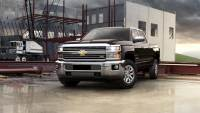 Pre-Owned 2015 Chevrolet Silverado 2500HD Built After Aug 14 LTZ VIN 1GC1KWE80FF681153 Stock Number 40120-1
