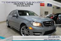 2014 Mercedes-Benz C 250 Sport for sale in Carrollton TX