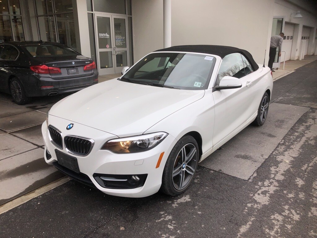 Photo Certified Pre-owned 2017 BMW 2 Series 230i xDrive For Sale in Albany, NY