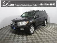 Pre-Owned 2011 Toyota Land Cruiser V8 SUV for Sale in Sioux Falls near Brookings