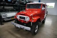 1965 Toyota Landcruiser FJ40L 4WD Hardtop
