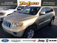 Used 2012 Jeep Grand Cherokee Laredo SUV
