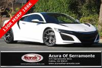 Used 2017 Acura NSX Base (DCT) For Sale in Colma CA | Stock: SHY000901 | San Francisco Bay Area