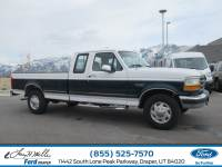 1996 Ford F-250 XL HD Truck Super Cab V-8 cyl