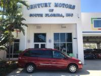 2005 Chrysler Town & Country Touring 1 Owner Clean CarFax Heated Leather CD DVD