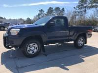 Used 2012 Toyota Tacoma 4WD Regular Cab Standard Bed I4 Automatic