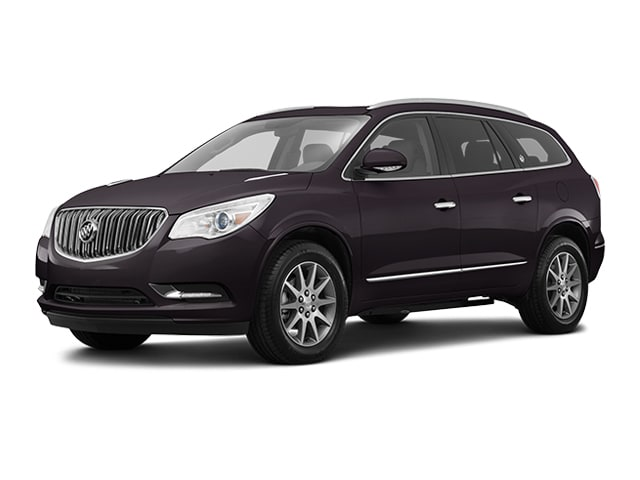 Photo Used 2017 Buick Enclave Leather SUV in Charlotte